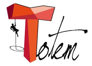 Totem - Travaux acrobatiques